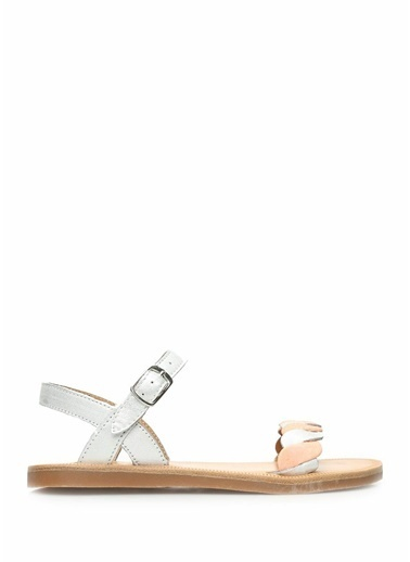 Pom d'Api Sandalet Gümüş